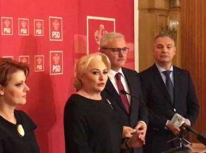 Guvernul va face aceleași propuneri pentru Transporturi şi Dezvoltare, Mircea Drăghici şi Olguţa Vasilescu