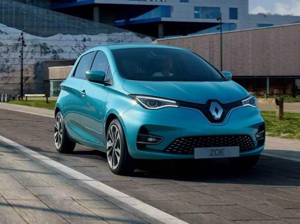 Noul Renault Zoe poate fi comandat în România. Vezi prețurile