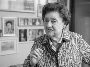 Actriţa Tamara Buciuceanu Botez a încetat din viaţă